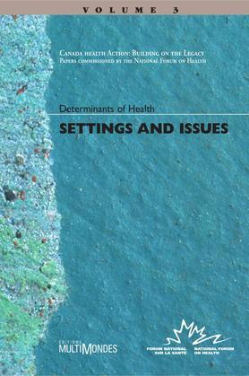 Settings and Issues