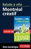Balade à vélo - Montréal créatif