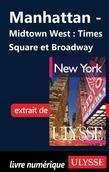 Manhattan - Midtown West : Times Square et Broadway