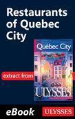 Restaurants of Quebec City