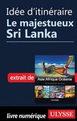 Idée d'itinéraire - Le majestueux Sri Lanka