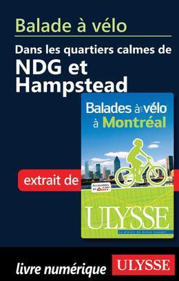 Balade à vélo dans les quartiers calmes de NDG et Hampstead