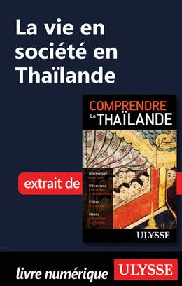 La vie en société en Thaïlande