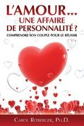 L'amour... une affaire de personnalité?
