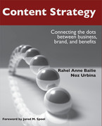Content Strategy: Connecting the dots between business, brand, and benefits
