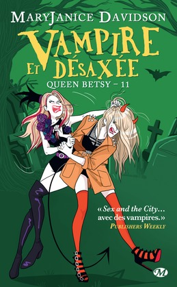 Vampire et Désaxée
