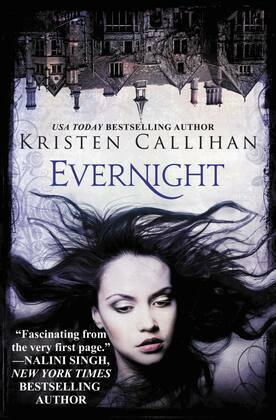 Evernight: The Darkest London Series: Book 5