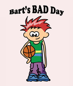 Bart`s Bad Day: Children's Books and Bedtime Stories For Kids Ages 3-8