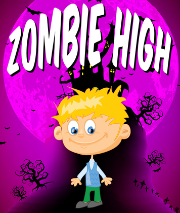 Zombie High: Children's Books and Bedtime Stories For Kids Ages 3-21