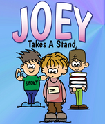 Joey Takes A Stand: Children's Books and Bedtime Stories For Kids Ages 3-8 for Early Reading