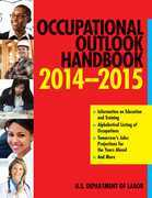 Occupational Outlook Handbook 2014-2015