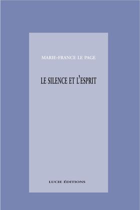 Le silence et l'esprit