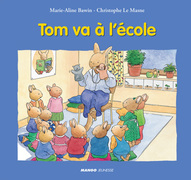 Tom va à l'école