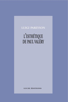 L'esthétique de Paul Valéry