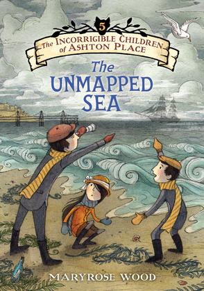 The Incorrigible Children of Ashton Place: Book V