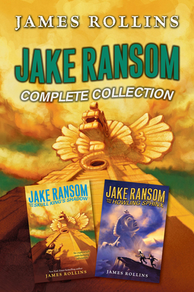 Jake Ransom Complete Collection