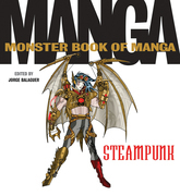 The Monster Book of Manga Steampunk Gothic