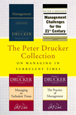 The Peter Drucker Collection on Managing in Turbulent Times