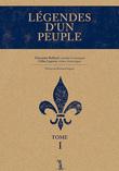 Légendes d'un peuple Tome I