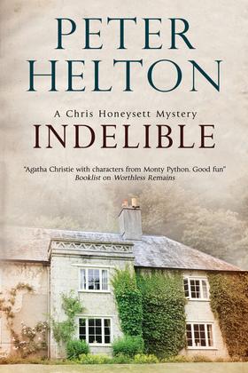 Indelible: An English murder mystery set around Bath