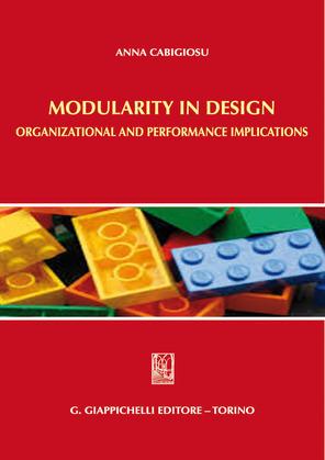 Modularity in design