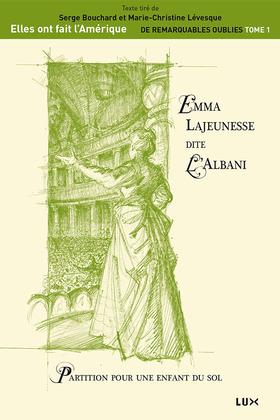 Emma Lajeunesse dite L'Albani
