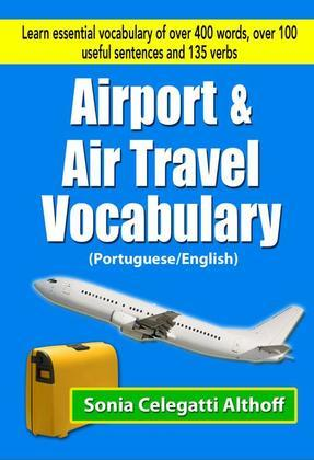 Airport & Air Travel Vocabulary (Portuguese/English)