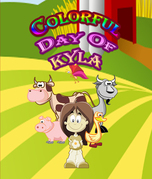 Colorful Day of Kyla