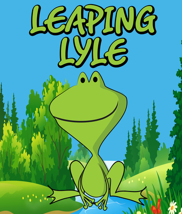 Leaping Lyle: Children's Books and Bedtime Stories For Kids Ages 3-8 for Fun Life Lessons