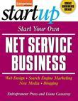 Start Your Own Net Service Business: Your Step-By-Step Guide to Success