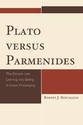 Plato versus Parmenides