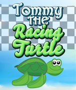 Tommy The Racing Turtle