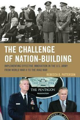 The Challenge of Nation-Building