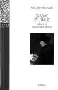 Erasme et l'Italie. Nouvelle édition corrigée / Préface de Silvana Seidel Menchi