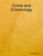 Crime and Criminology