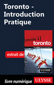 Toronto - Introduction Pratique