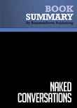 Summary: Naked Conversations - Robert Scoble and Shel Israel