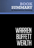 Summary: Warren Buffett Wealth - Robert Miles