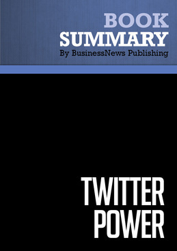 Summary: Twitter Power - Joel Comm and Ken Burge