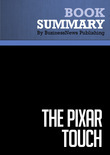 Summary: The Pixar Touch - David Price