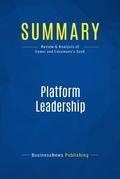 Summary: Platform Leadership