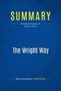 Summary: The Wright Way