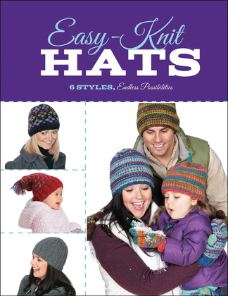 Easy-Knit Hats
