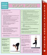 Yoga Poses: Speedy Study Guides