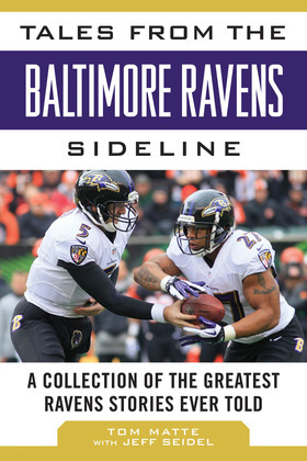 Tales from the Baltimore Ravens Sideline