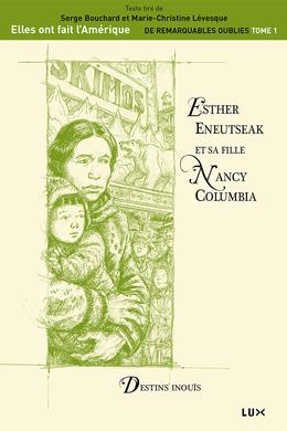 Esther Eneutseak et sa fille Nancy Columbia