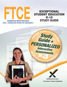 FTCE Exceptional Student Education K-12 Book and Online