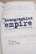 The Demographics of Empire: The Colonial Order and the Creation of Knowledge
