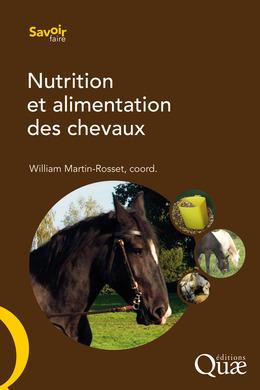 Nutrition et alimentation des chevaux