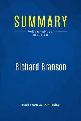 Summary: Richard Branson